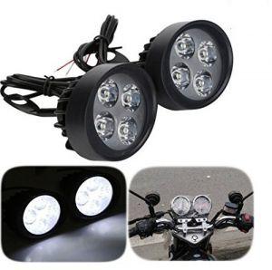 Buy Autoright Fog Light Mirror Mount 4 LED 16w White Light
