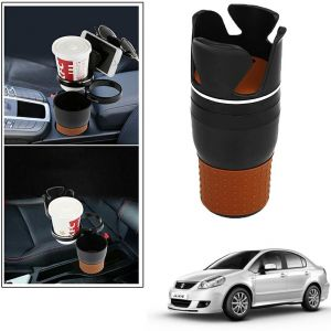 Buy Autoright 5-in-1 Car Cup / Car Sunglass / Car Mobile Holder Storage Cup For Maruti Suzuki Sx4 online