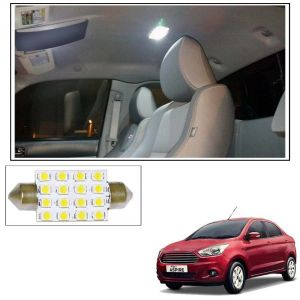 Buy Autoright 16 Smd LED Roof Light White Dome Light For Ford Figo Aspire online