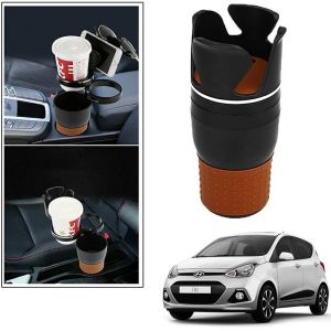 Buy Autoright 5-in-1 Car Cup / Car Sunglass / Car Mobile Holder Storage Cup For Hyundai I10 online
