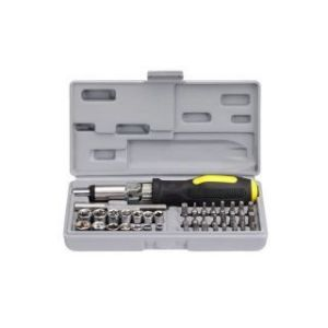 Buy 41 PCs Screwdriver Kit (tool Set With Bits And Sockets) online