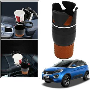 Buy Autoright 5-in-1 Car Cup / Car Sunglass / Car Mobile Holder Storage Cup For Tata Nexon online