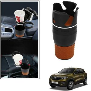 Buy Autoright 5-in-1 Car Cup / Car Sunglass / Car Mobile Holder Storage Cup For Renault Kwid online