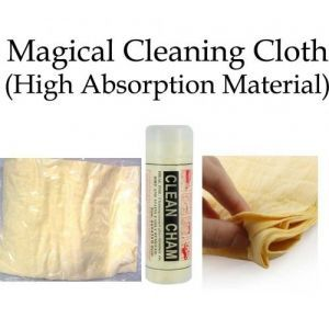 Buy Small Clean Cham Cleaning Car Dash Board Glass Home Products online