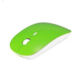 Buy A100 Wireless 2.4ghz Mouse 800/1200/1600 Gaming Green online