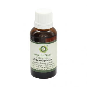 Buy R V Essential Pure Rosehip Seed Carrier Oil 15ml- Rosa Rubiginosa online