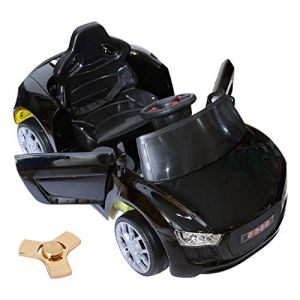 Buy Wheel Power Baby Battery Operated Ride On Breo Car Black Free Fidget online