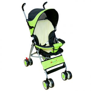 Buy Harry & Honey Baby Stroller 88 Green With Wipes online