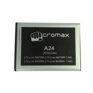 Buy Mobile Battery For Micromax A-24 With Warranty online