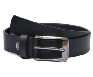 Buy Formal Leather Belt For Men Black Color 100% Guaranteed Leather online