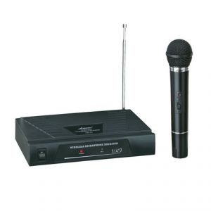 Buy Krown Professional Vhf Series Wireless / Cordless Microphone online