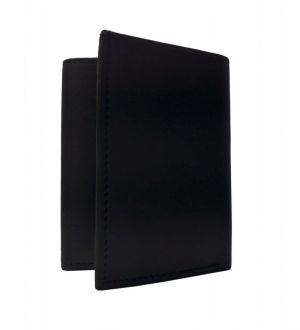 Buy Getsetstyle Special Tri-fold Black 100% Genuine Leather Wallet Glw-blk-7030 online