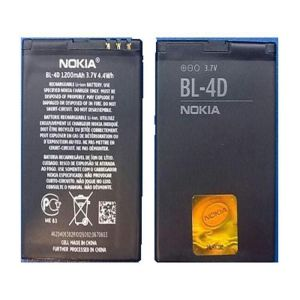 Buy Nokia New High Quality Replacement Battery Bl 4d online