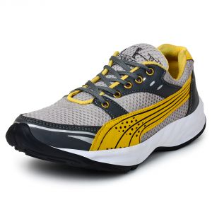 Buy Buwch Men's Grey Sports Shoe online