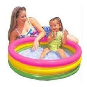 Buy Baby Water Pool Intex 3 Air-chambers Kids Pool online
