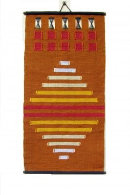 Buy Handloom Cotton wall Hanging for home Decor online