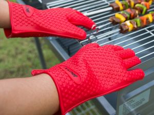 Buy 1 X Silicone Bbq Gloves, online