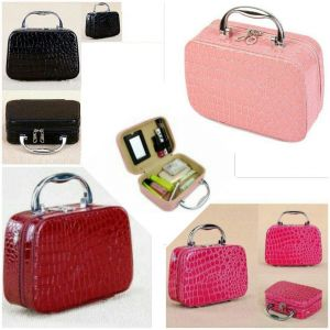 Buy Womens Vanity Bag & Cosmetic / Makeup Organiser online