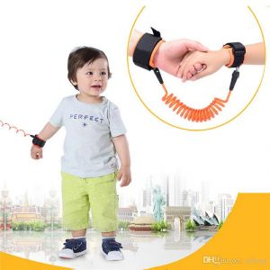Buy Baby Child Anti Lost Wrist Link Safety Harness Strap Rope Leash Walking Hand Belt online