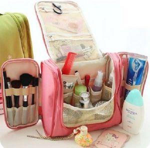 Buy Cosmetic Bag Organizer Bag Large Capacity Hanging Travel Toiletry Kit Makeup Bag online