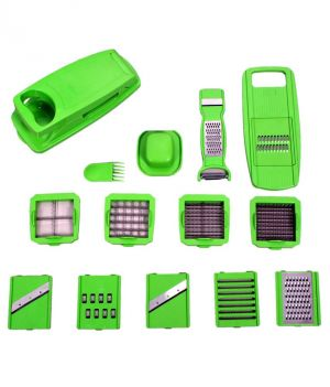 Buy Apex Green Polypropylene Matte Finish 14 In 1 Diser online