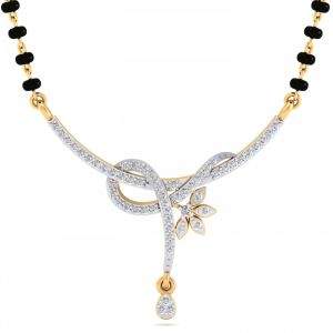 Buy The Aasumi Mangalsutra Ns101-ms502 online