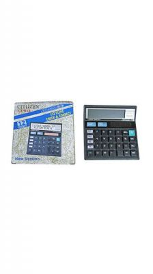 Buy Ct-512 Citizen Black Basic Calculator online