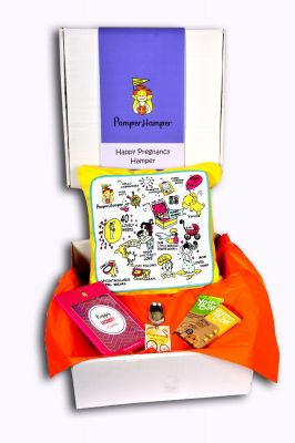 Buy Pamper Hamper's Happy Pregnancy Hamper online