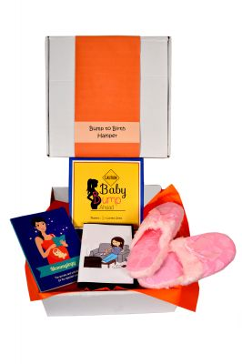 Buy Pamper Hamper's Bump To Birth Hamper online