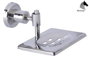 Buy Horseway Toyo Stainless Steel Soap Dish - Set Of 4 online