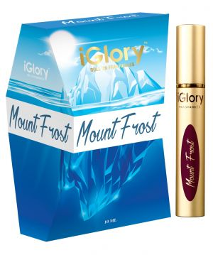Buy Iglory Roll On Fragrances' Alcohol Free Pure Scents - Mount Frost - 10ml online