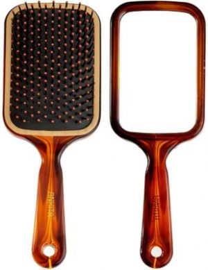Buy Paddle Hair Brush With Mirror online