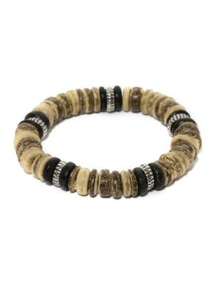 Buy Tipsyfly Western Baga Beaded Bracelet For Men-004mob online