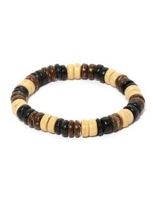 Buy Tipsyfly Western Earthy Beaded Bracelet For Men-006mob online