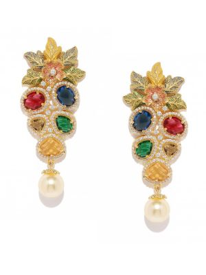 Buy Tipsyfly Eternal Romantic Party Wear Earrings For Women online