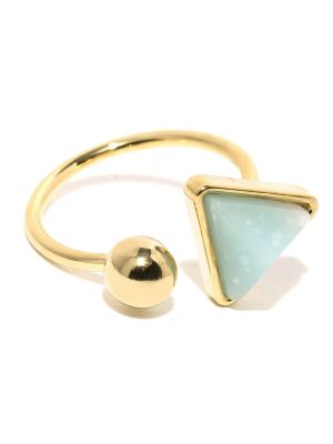 Buy Tipsyfly Western Powder Blue Ring For Women-130r online