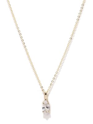 Buy Tipsyfly Western Marquis Cubic Zirconia Pendant For Women-310n online