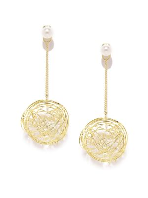 Buy Tipsyfly Western Diamond Cage Earrings For Women-548e online