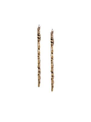 Buy Tipsyfly Lever Back Closure Rose Gold Alloy Hoop Earrings For Womens online