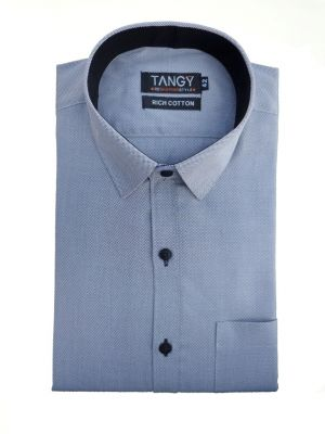 Buy Tangy Men's Wear Printed Full Shirt online