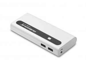Buy Ambrane Power Bank P-1310 13000mah - White & Black online