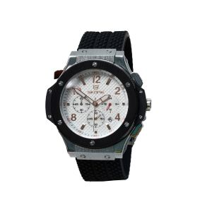 Buy Skone 5144eg-2 Men Black Chronograph Watch online