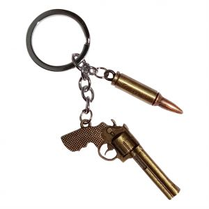 Buy Jharjhar Gun & Bullet Key Chain online