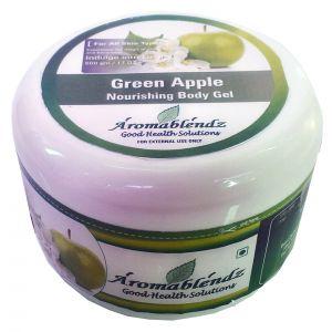 Buy Aromablendz Green Apple Body Gel 500gm online
