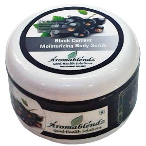 Buy Aromablendz Blackcurrent Body Polishing Scrub 500gm online