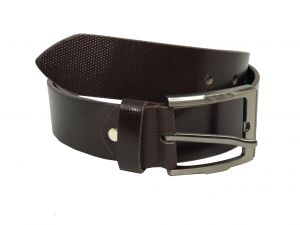 Buy Jl Collections Pantagone Men Casual Brown Genuine Leather Belt online