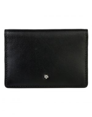 Buy Jl Collections 5 Card Slots Men's Leather Card Case Wallet online