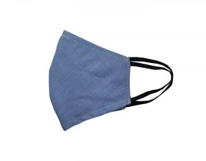 Buy Jl Collections Blue Reusable Outdoor Fashionable Mask For Men & Women - ( Code - Jl_mk_6 ) online