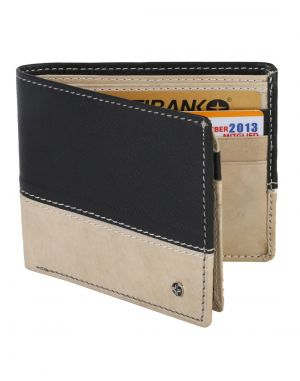 Buy JL Collections Men's Genuine Leather Wallet (12 Card Slots) online