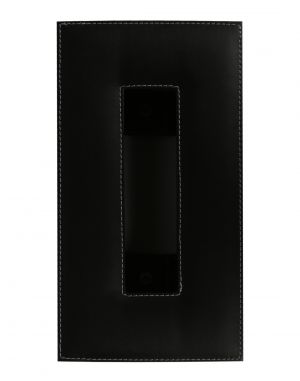 Buy Jl Collections Black Polyurethane (pu) Tissue Box online